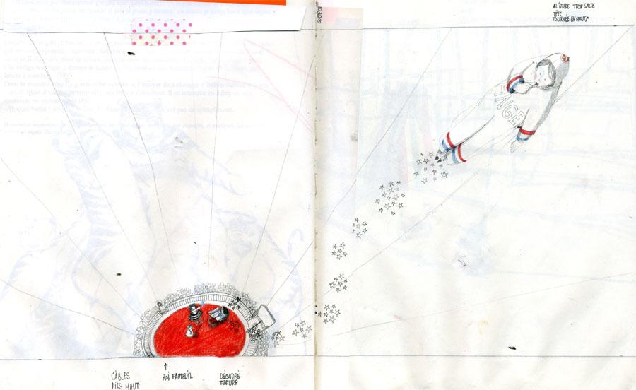 Bazar Circus - A paraître 2012
