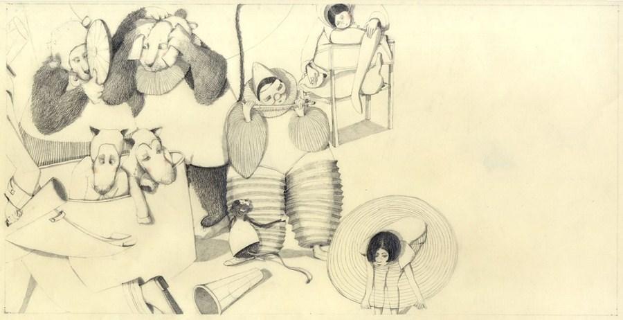 Travail en cours - Bazar Circus