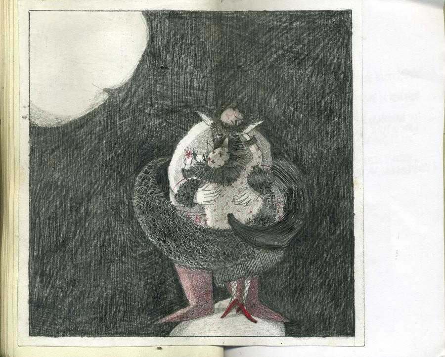 Rendez-vous sous la Lune