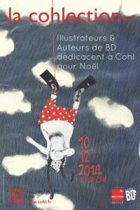 La cohlection Ecole Emile Cohl | Isabelle Chatellard
